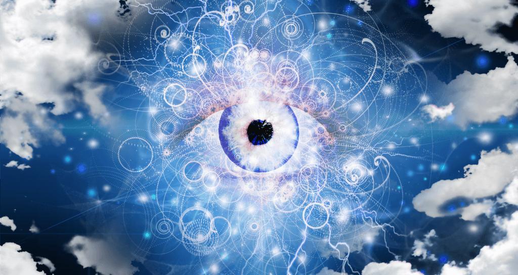 ¿Cuáles son las ocho funciones que cumple nuestro tercer ojo en este ciclo del Hombre, el Cielo y su Tierra?